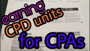 earning cpd
